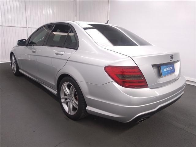 Mercedes-benz C 180 1.6 cgi sport 16v turbo gasolina 4p automático - Foto 6