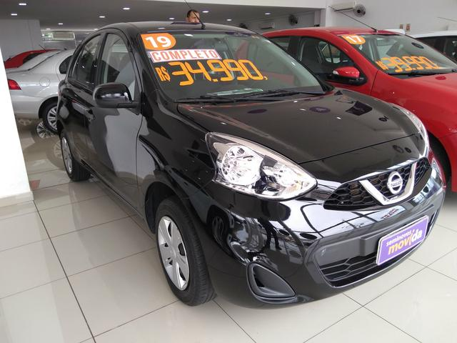 Nissan march 18/19 COMPLETO