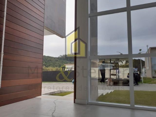 Ingleses/ Escriturada, Linda Casa de Alto Padrão em Condomínio, 03 Suítes! Floripa-SC - Foto 8