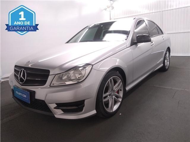 Mercedes-benz C 180 1.6 cgi sport 16v turbo gasolina 4p automático