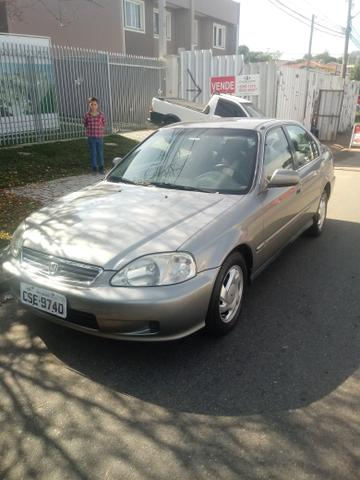 Honda civic lx - Foto 2