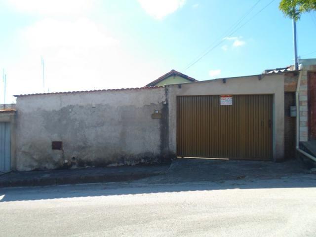 Casa para aluguel, 2 quartos, 1 vaga, cidade nova - itaúna/mg