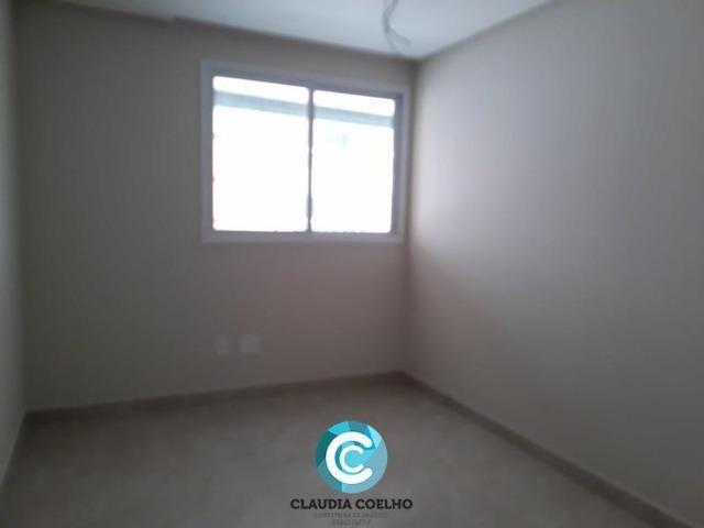 Lindíssimo apartamento, com área de lazer, em Guarapari na praia do morro! - Foto 12