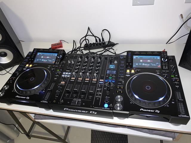 Aluguel Cdj 2000 nexus 2 Pioneer e Mixer Djm 900 nexus 2