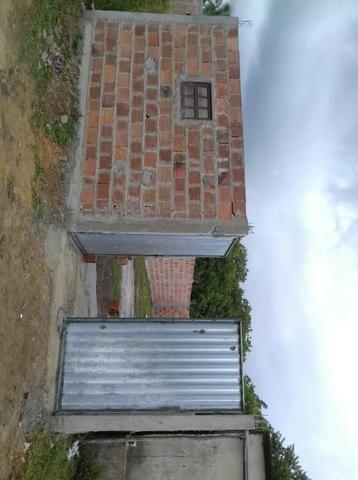 Vende-se ou troco terreno murado na ilha de tairu Vera Cruz.