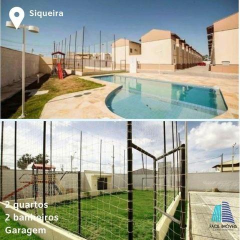 Alugo excelente Casa Duplex em condomínio fechado com piscina - Foto 6