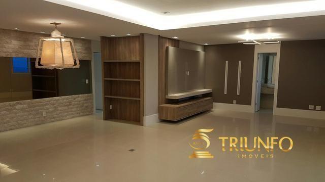 . Excelente apartamento na península com frente livre para o mar todo projetado!! - Foto 4