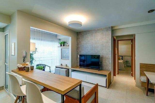 Apartamento Novo, 2 qts 1 suite completo em lazer ac financiamento - Foto 7