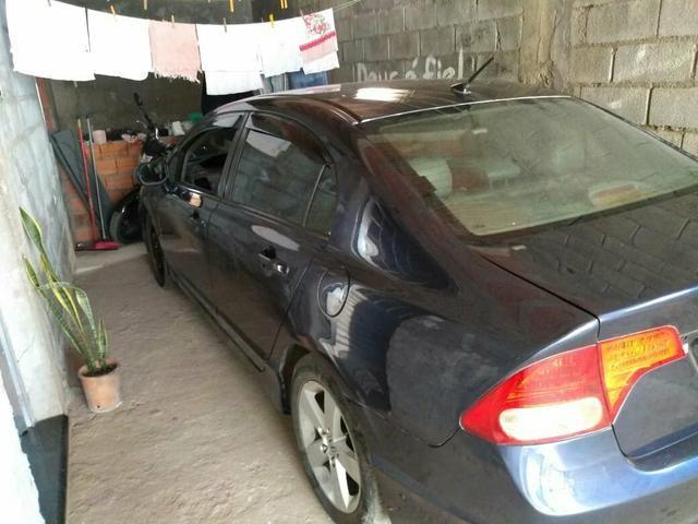Honda civic em perfeito estado e com IPVA 2.020 total Pago! - Foto 3