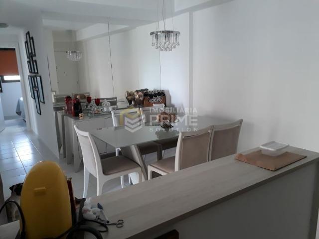 Apartamento com 3 quartos no Alto do Calhau   Projetados , area de lazer completa - Foto 4