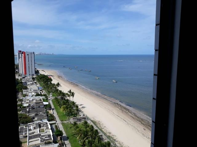 Apto 1qto , 42m, Candeias proximo curva S, frente praia
