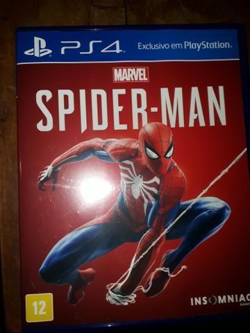 Jogo (novo) homem aranha PS4