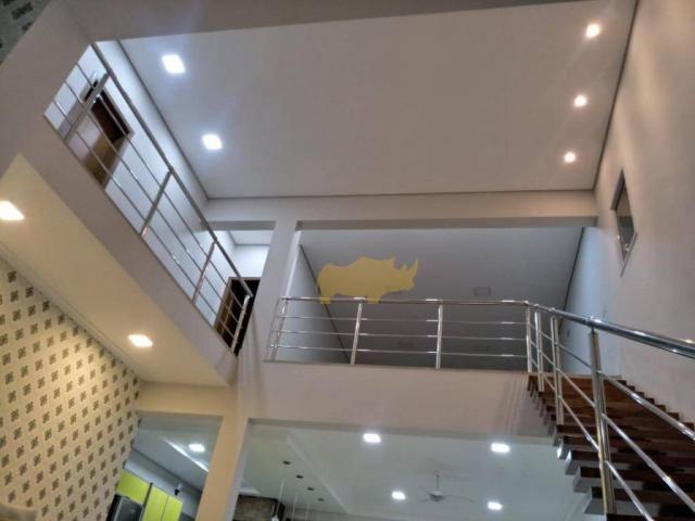 Casa com 4 dormitórios à venda, 368 m² por R$ 2.380.000,00 - Jardim do Horto - Rio Claro/S - Foto 4