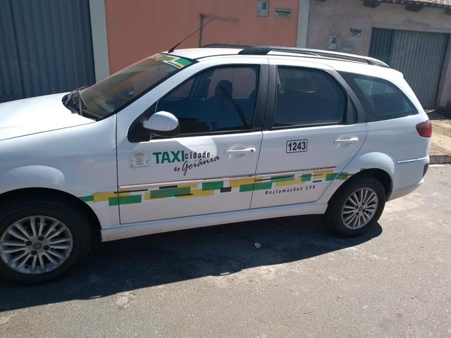 Palio wequend 1,4 completo Taxi