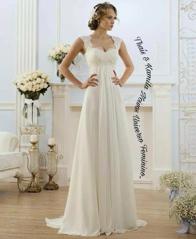 Vestido de noiva PROMOÇÃO