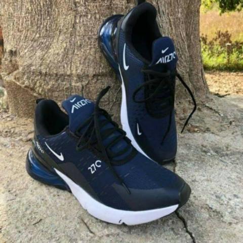 b4bace349 Tênis Nike270 lançamento azul marinho Oferta - Roupas e calçados ...