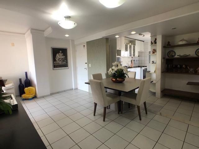 Apartamento 3 quartos, 1 suíte + Dep. em Olinda c/ 96m2 troca por maior