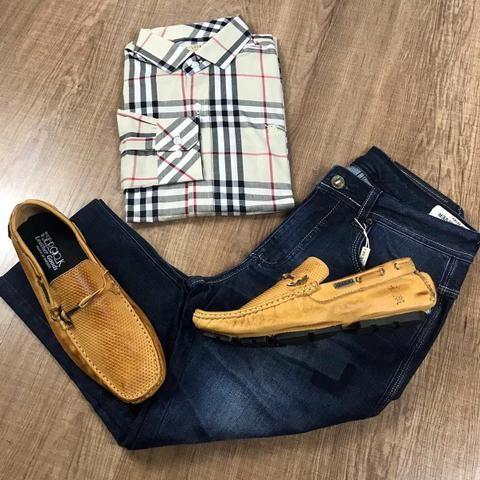e5d7782929 Roupas e calçados Masculinos - Fazendinha Portão