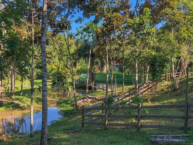 Lindo Sítio com Vista Incrível a 5,3km da BR 282 em Caldas - Foto 14