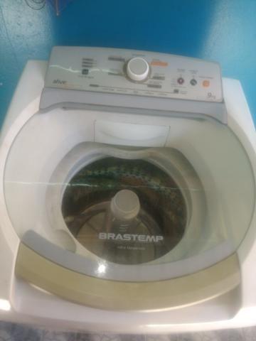 Máquina Brastemp 9 kilos