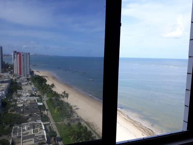 Apto 1qto , 42m, Candeias proximo curva S, frente praia - Foto 2