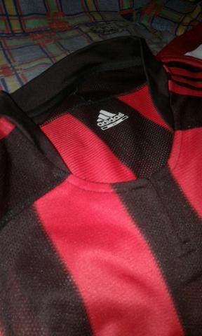 Lote camisa Milan - Esportes e ginástica - Vila Gumercindo 3708dacf70e9a
