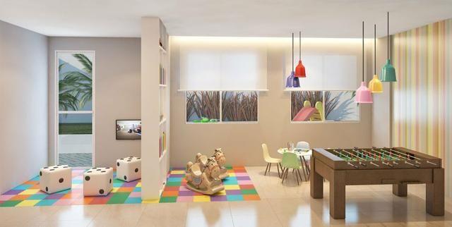Apartamento 2 Dormitórios Com Varanda e Vaga de Garagem à 100mts da Estação - Foto 8