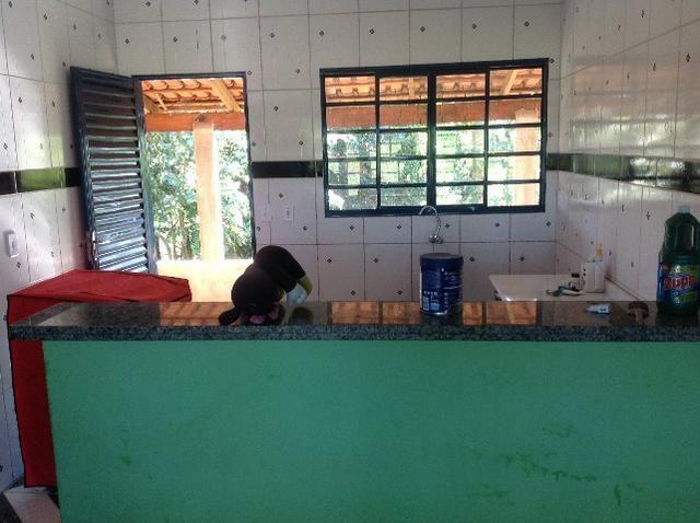 Chácara 3 alqueires e 75 litros,curral,represa,casa,3 alqueires arrendado para planta. - Foto 5
