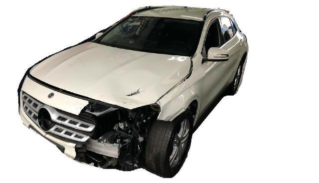 Sucata Para Vender Peças Usadas Mercedes B200 2015