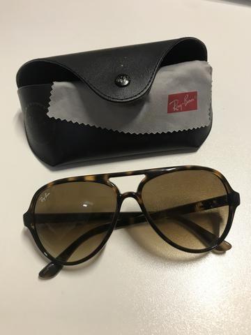5b7305a29 Óculos Ray Ban aviador tartaruga - Bijouterias, relógios e ...