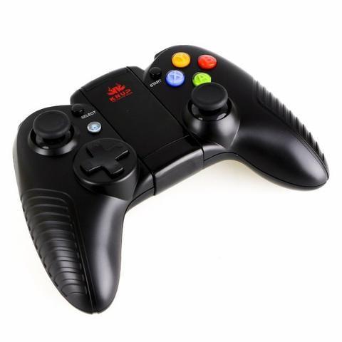 Suba de Nivel agora com o Controle Game Pad Para celular KP 4030 (Loja na cohab )entregamo - Foto 6