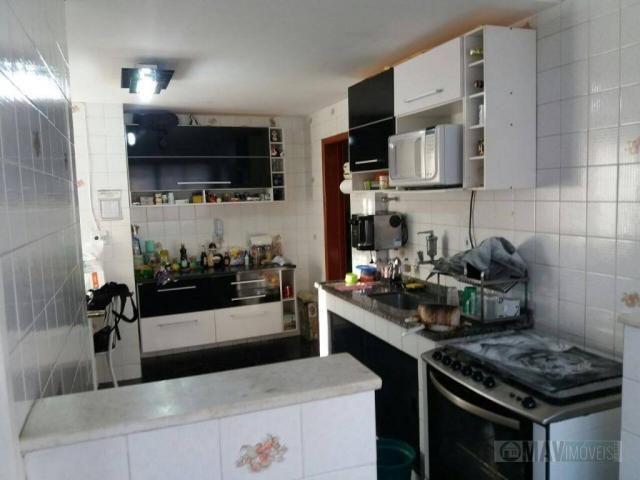 Apartamento com 4 dormitórios à venda, 114 m² por r$ 390.000,00 - vaz lobo - rio de janeir - Foto 7