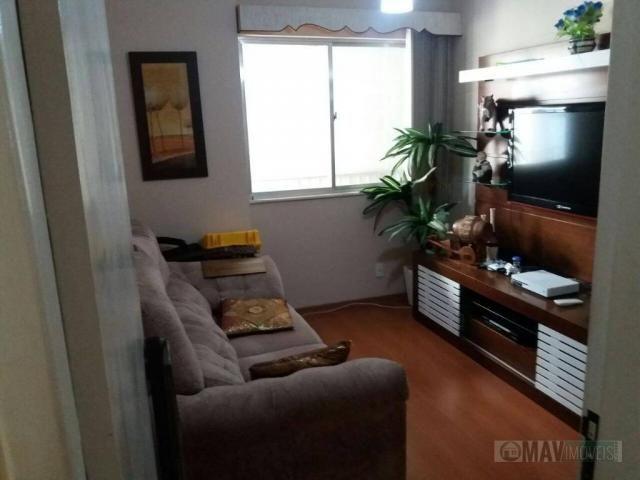 Apartamento com 4 dormitórios à venda, 114 m² por r$ 390.000,00 - vaz lobo - rio de janeir - Foto 6