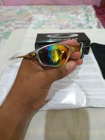 6b51c527f Óculos Oakley juliet - Bijouterias, relógios e acessórios - Vicente ...