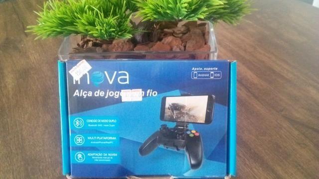 Controle Sem Fio Bluetooth Inova Alça De Jogo p Android/ios/pc Zerado - Foto 3