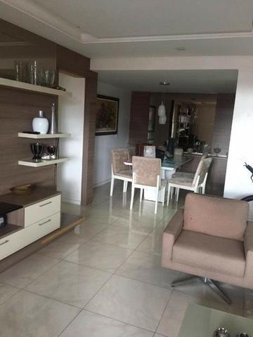 AP1301 Edifício Bruno Pessoa, apartamento com 3 suítes, 2 vagas, projetado, Aldeota - Foto 3