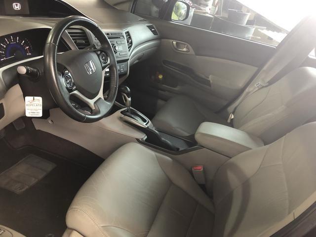 Civic lxs automático 2014 - Foto 7