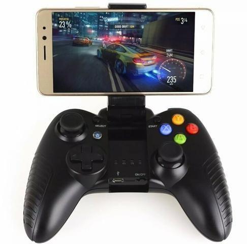 Suba de Nivel agora com o Controle Game Pad Para celular KP 4030 (Loja na cohab )entregamo - Foto 2