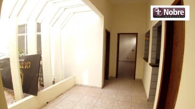 Sala para alugar, 150 m² por r$ 3.600,00/mês - plano diretor sul - palmas/to - Foto 9
