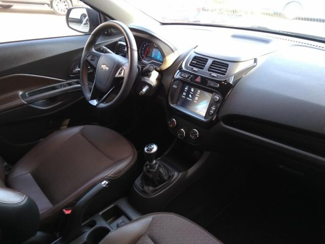 CHEVROLET COBALT 1.8 MPFI LTZ 8V FLEX 4P MANUAL. - Foto 5