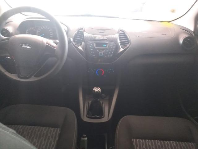 Ford Ka Sedan 1.5 4 Flex 4p 2018 Completo - Foto 8