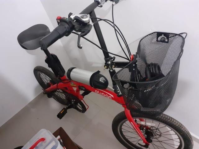 Bicicleta elétrica two dogs - Foto 5