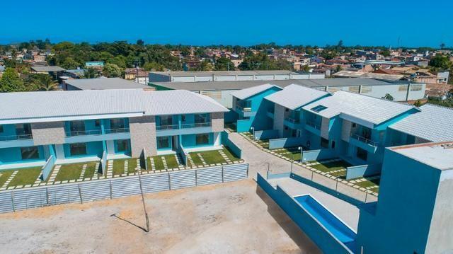T-AD0012- Apartamento Duplem em condomínio à Venda- Porto seguro -BA - Foto 4