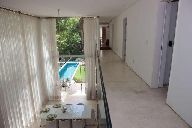 Casa 4 Suítes Projeto Sidney Quintela Alto Luxo - Foto 12