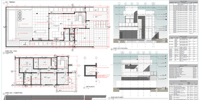 Projeto Estrutural R$ 450,00