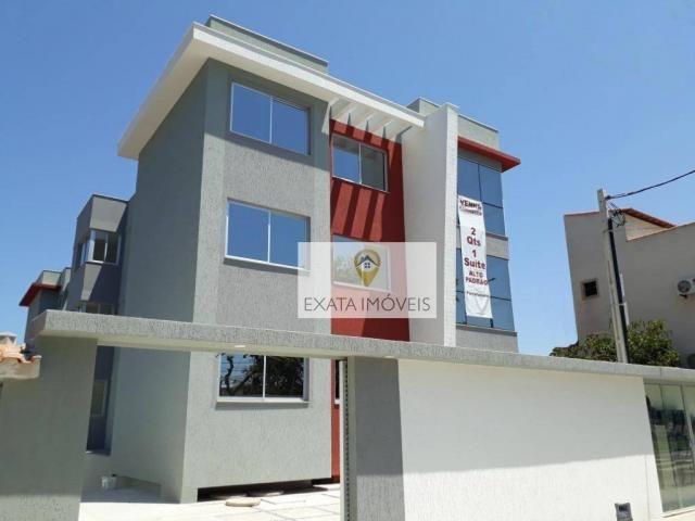 Apartamento na avenida principal de Costazul/ Rio das Ostras.