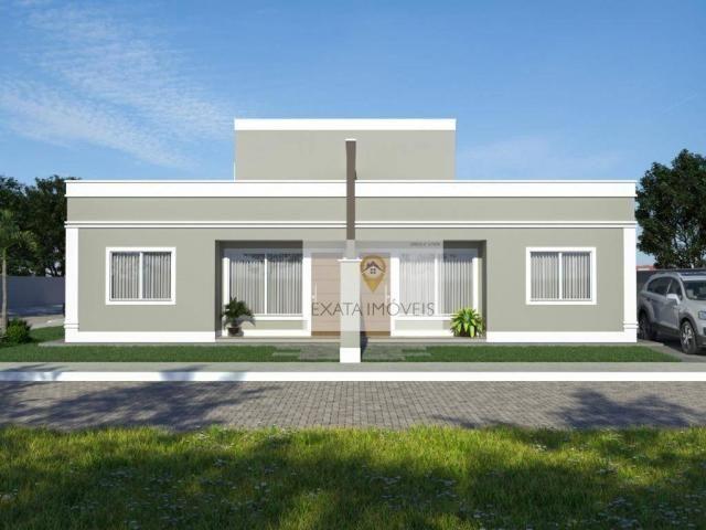 Lançamento! Casas lineares 3 quartos/ Chácara Marilea/ Rio das Ostras