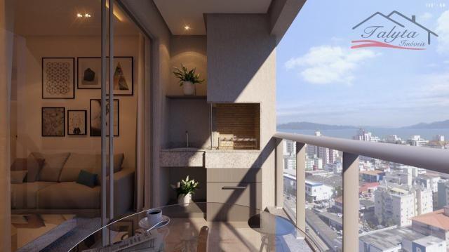 Apartamento à venda com 2 dormitórios em Estreito, Florianópolis cod:313 - Foto 8