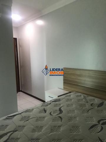 Lidera Imob - Apartamento na Santa Mônica, Mobiliado, 1 Quarto, Suíte, Garagem Coberta, pa - Foto 5