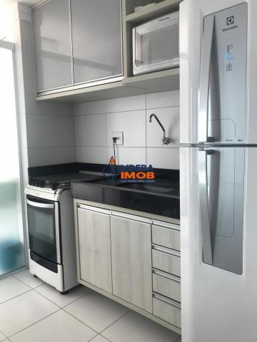 Lidera Imob - Apartamento na Santa Mônica, Mobiliado, 1 Quarto, Suíte, Garagem Coberta, pa - Foto 8